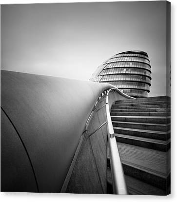 London City Hall Canvas Print