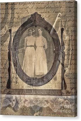 Long Ago Canvas Print by Betty LaRue
