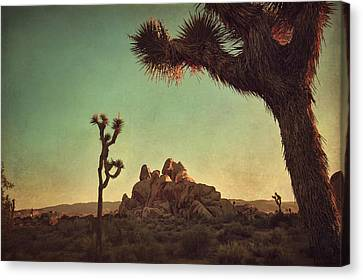 Looming Canvas Print by Laurie Search