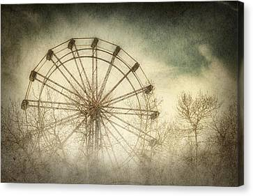Lost Carnival Canvas Print