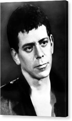Lou Reed, Ca 1980s Canvas Print