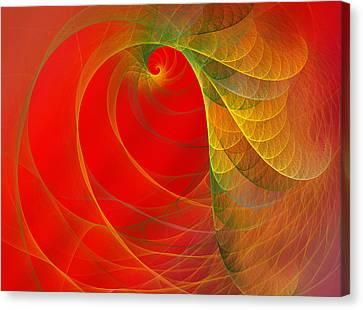 Loud Canvas Print by Betsy Knapp