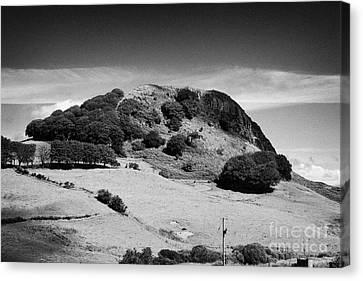 Historic Battle Site Canvas Print - Loudoun Hill East Ayrshire Scotland Uk United Kingdom by Joe Fox