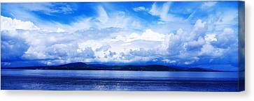 Lough Swilly, County Donegal, Ireland Canvas Print by The Irish Image Collection