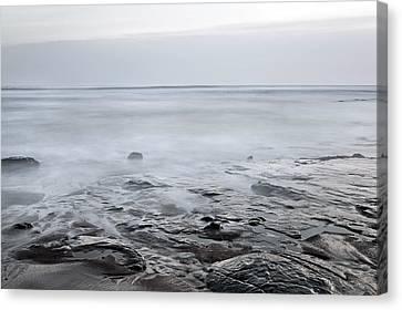 Low Tide Canvas Print by Svetlana Sewell