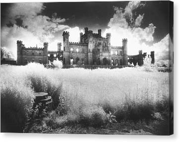 Lowther Castle Canvas Print by Simon Marsden