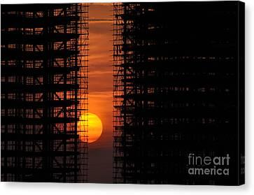 Luanda - Angola Canvas Print by Armando Carlos Ferreira Palhau