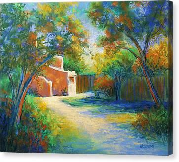 Lumina Canvas Print by Peggy Wrobleski