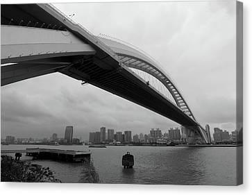 Lupu Bridge Canvas Print by YGLow