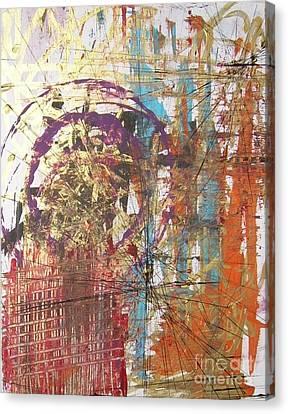 Maase Canvas Print