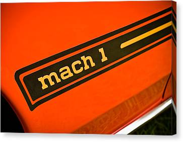 Mach 1 Canvas Print by Phil 'motography' Clark