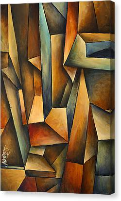 'madness' Canvas Print by Michael Lang
