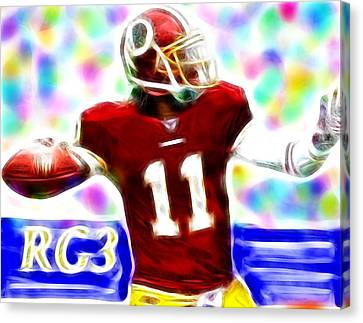Magical Rg3 Canvas Print