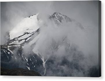 Canvas Print featuring the photograph Majestic Southern Alp by Laurel Talabere