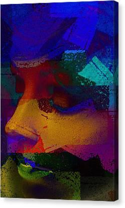 Manikin Art Canvas Print by David Taylor