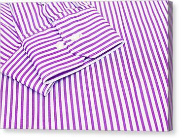 Man's Shirt Canvas Print by Tom Gowanlock