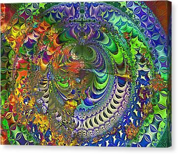 Mantrea  Canvas Print