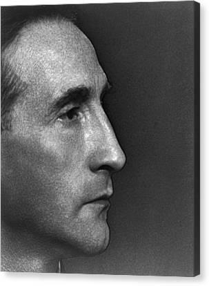 Marcel Duchamp 1890-1976 French Painter Canvas Print by Everett