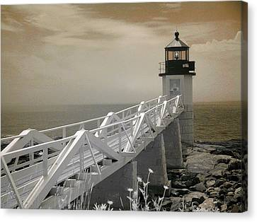 Marshall Point Canvas Print by PMG Images