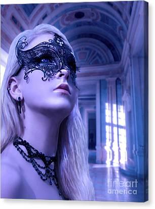 Masquerade Ball  Canvas Print by Eugene James