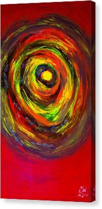 Mastemorphosis Canvas Print by Lisa Brandel