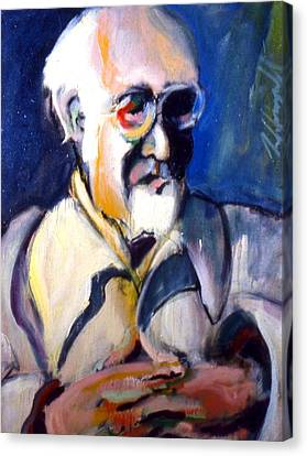 Matisse Canvas Print by Les Leffingwell