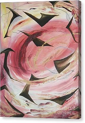 Matta Canvas Print by Silvie Kendall