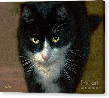 Max Canvas Print by Dale   Ford