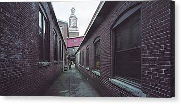 Maynard Mills Canvas Print by Jan W Faul