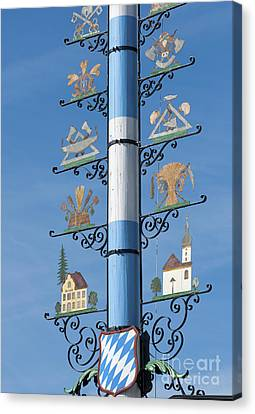 Maypole  Canvas Print by Andrew  Michael