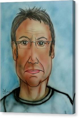 Me Again Canvas Print by Pete Maier