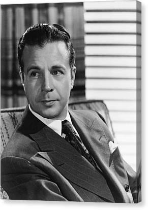 Meet The People, Dick Powell, 1944 Canvas Print
