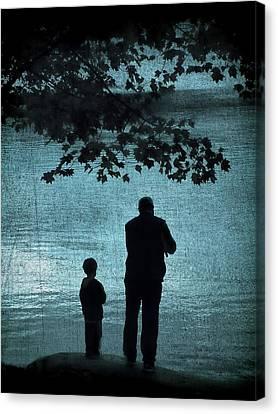 Memories Canvas Print by Darren Fisher