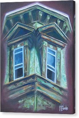 Memories Canvas Print by Tersia Brooks