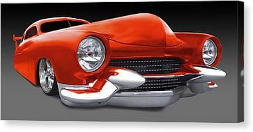 Mercury Low Rider Canvas Print