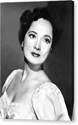 Merle Oberon, 1953 Canvas Print by Everett