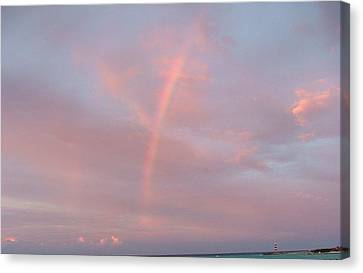 Mexican Rainbow Canvas Print