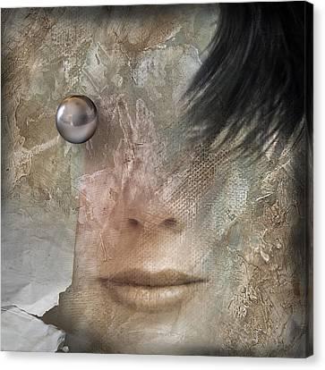 Michael Jackson Canvas Print by Mostafa Moftah