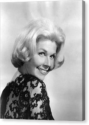 Midnight Lace, Doris Day, 1960 Canvas Print by Everett