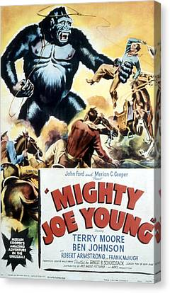 Mighty Joe Young, 1949 Canvas Print by Everett