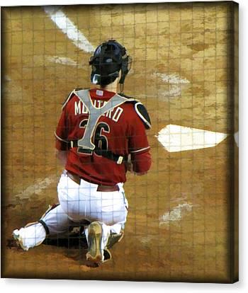 Miguel Montero Canvas Print by Diane Wood