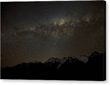Milky Way Canvas Print by Ng Hock How