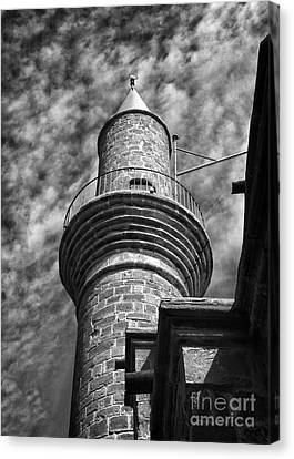 Minaret Canvas Print by Stelios Kleanthous