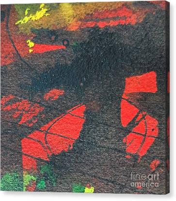 Mindscape 4 Canvas Print by Ana Maria Edulescu