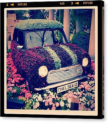 Classic Canvas Print - Mini Adventure #clubsocial #chelsea by A Rey