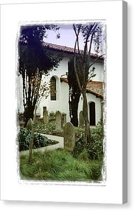 Mission San Francisco De Asis - II Canvas Print