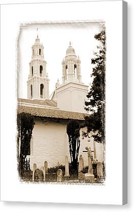 Mission San Francisco De Asis - IIi Canvas Print