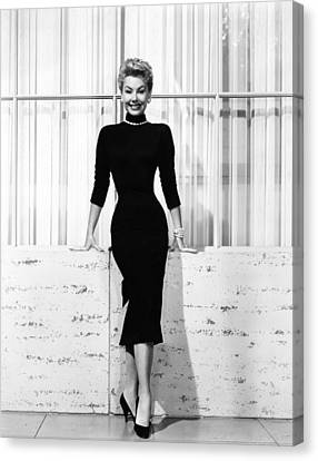 Mitzi Gaynor, Ca. 1950s Canvas Print by Everett