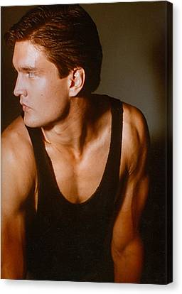 Model Robert Sorensen No. 15 Canvas Print by Robert SORENSEN