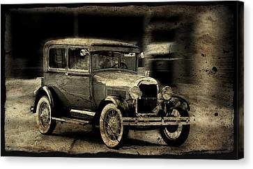 Model T No. 2 Canvas Print